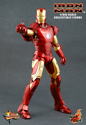 IRON MAN - 12 inches MARK III collectible figure 3814_d10