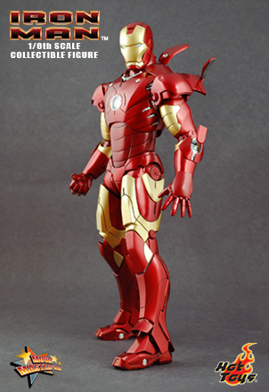 IRON MAN - 12 inches MARK III collectible figure 3815_d10