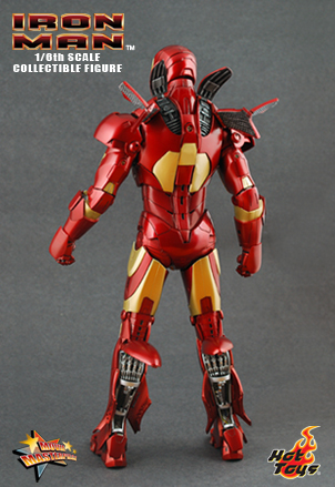 IRON MAN - 12 inches MARK III collectible figure 3816_d10