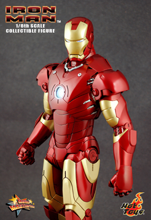 IRON MAN - 12 inches MARK III collectible figure 3817_d10