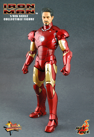 IRON MAN - 12 inches MARK III collectible figure 3819_d10