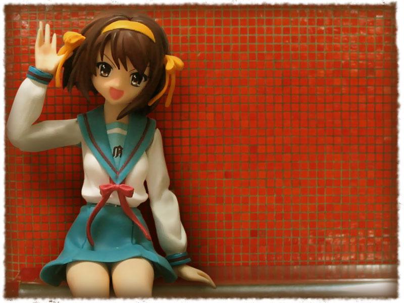 Figma Haruhi Suzumiya Figma015