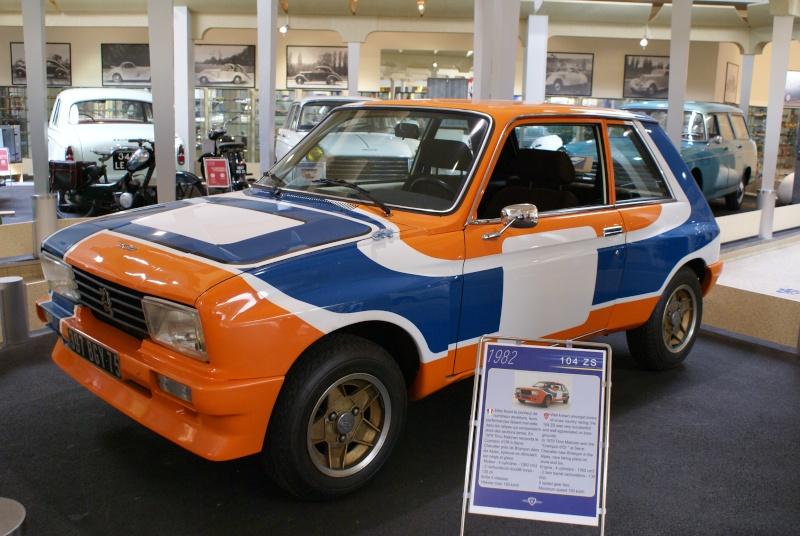 L'histoire du musée de l'aventure Peugeot [Topic général] Dsc00611