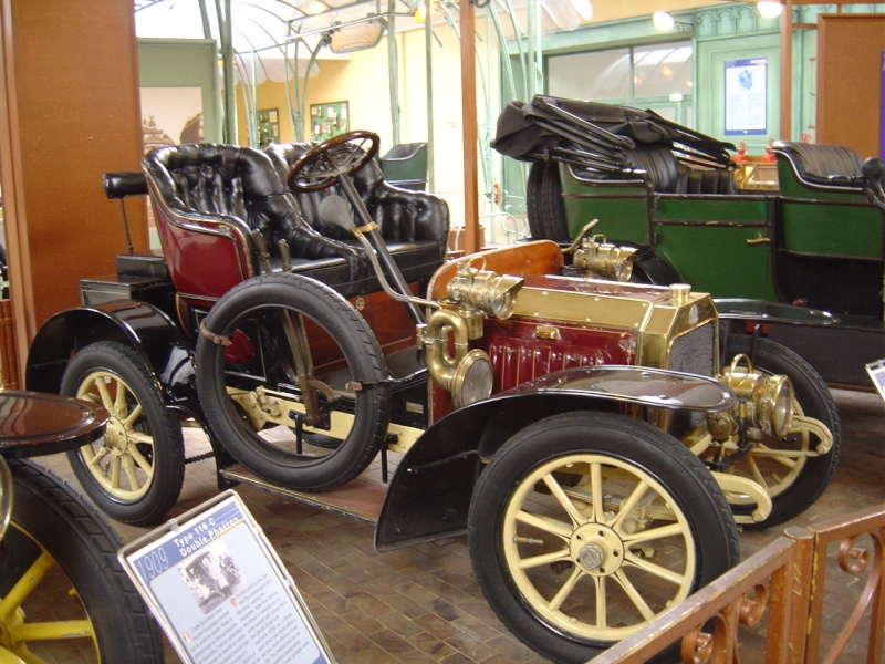 L'histoire du musée de l'aventure Peugeot [Topic général] Protos10