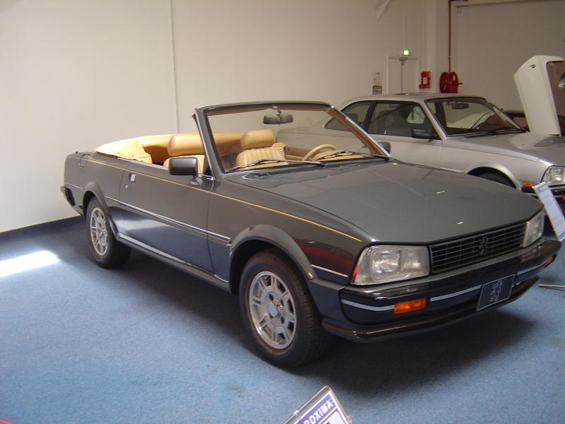L'histoire du musée de l'aventure Peugeot [Topic général] Protos13