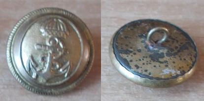 bouton de marine officier - entre 1830 et 1870 ? (A CONFIRMER) Marine10