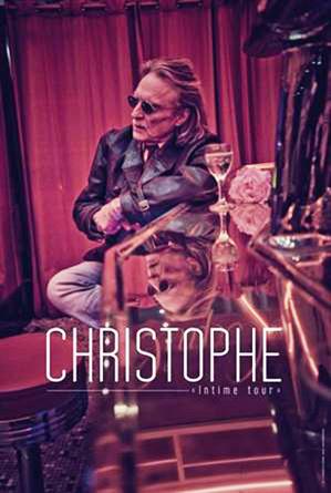 """Ajaccio : Christophe """"Intime tour"""" au Palatinu  65888710"""