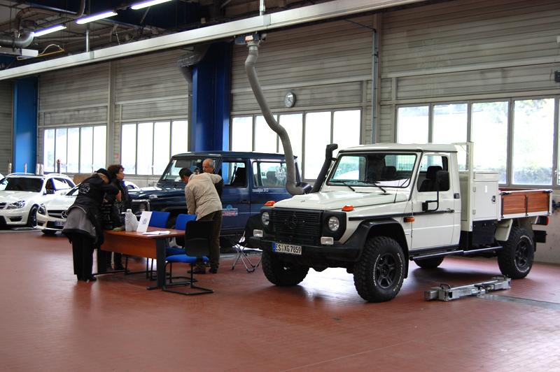 [REPORTAGE] Journée au centre Mercedes de Stains 2013 - Page 2 Fred1310