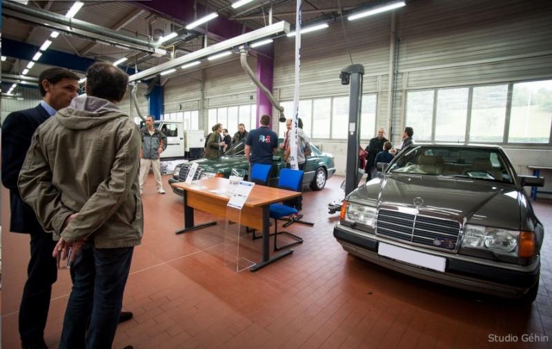[REPORTAGE] Journée au centre Mercedes de Stains 2013 - Page 2 Fred1510