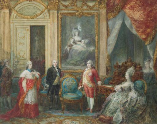 """Résultat de recherche d'images pour """"Cagliostro Mme de la Motte """""""