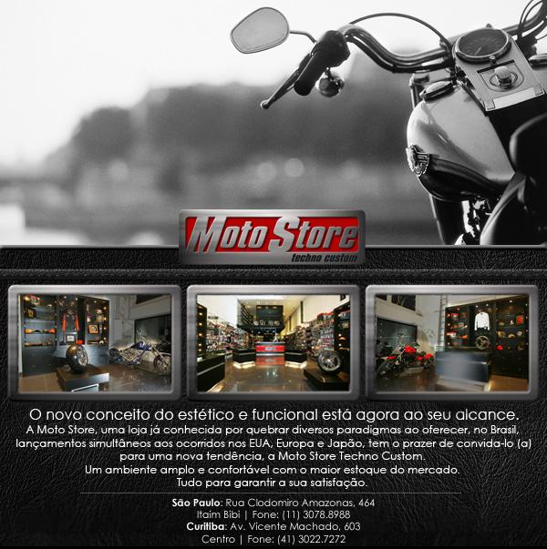 Moto Store Techno Custom Banner10