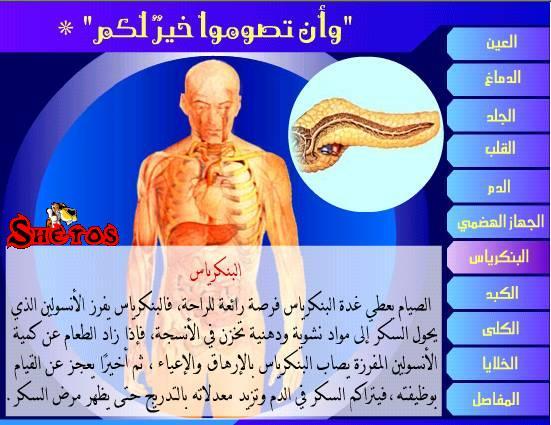 تأثير الصيام على أجزاء الجسم ...بالصور 55356110