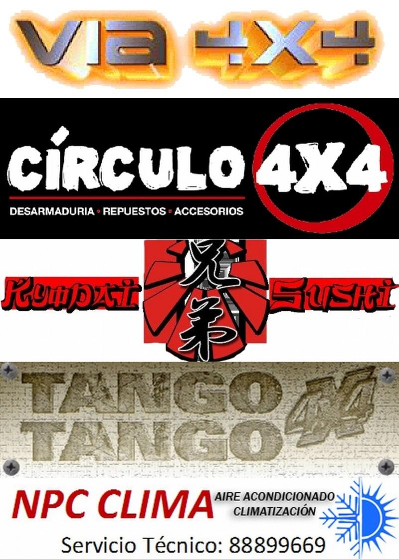 ANIVERSARIO VIA4X4 2013 Auspic13