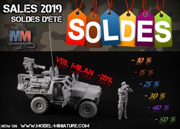 DEUXIEME DEMARQUE:  Soldes sur Model Miniature 919f7914