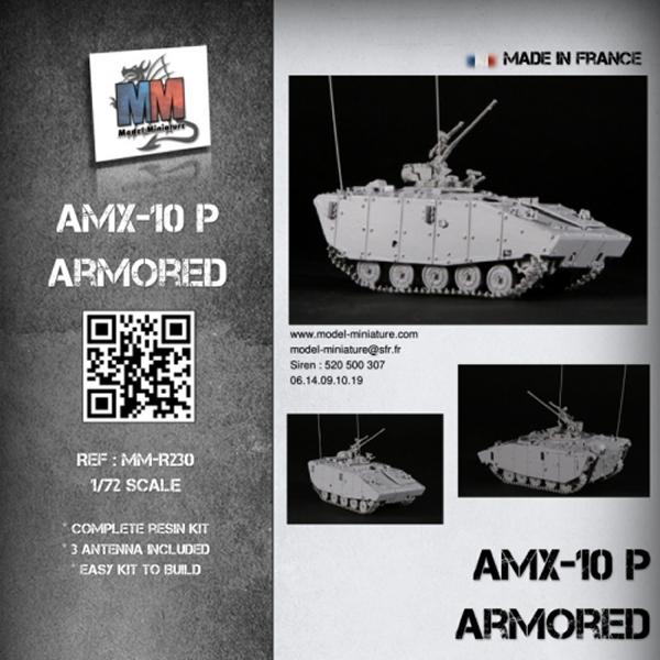 10% de remise pour la fete des pères sur Model Miniature Amx-1010