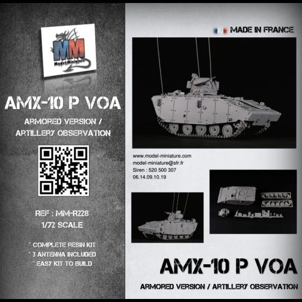 10% de remise pour la fete des pères sur Model Miniature Amx-1011