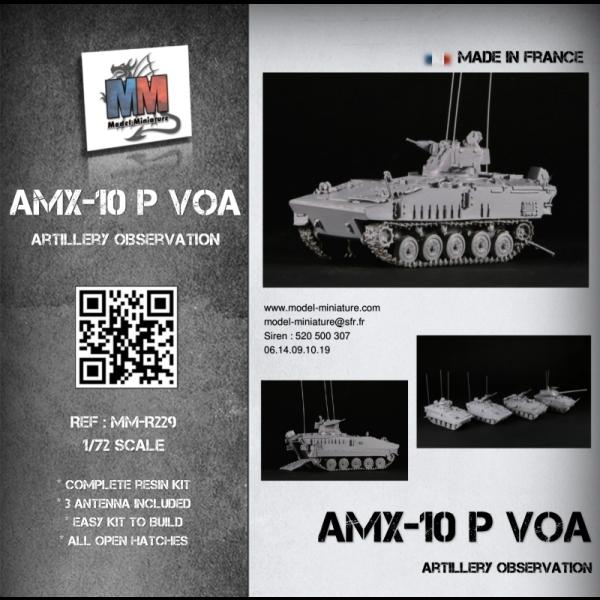 10% de remise pour la fete des pères sur Model Miniature Amx-1012