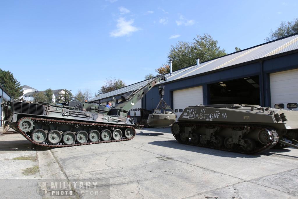 Bastogne Barracks en image (Belgique) Le_ber10