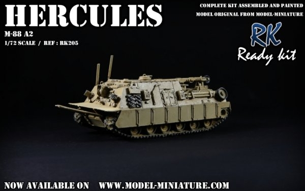 Ready Kit: Pick up, VBCI FINUL, AMX-30 Brenus, M-88 Hercules  M-88_a11