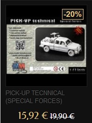 DEUXIEME DEMARQUE:  Soldes sur Model Miniature Pick_u10