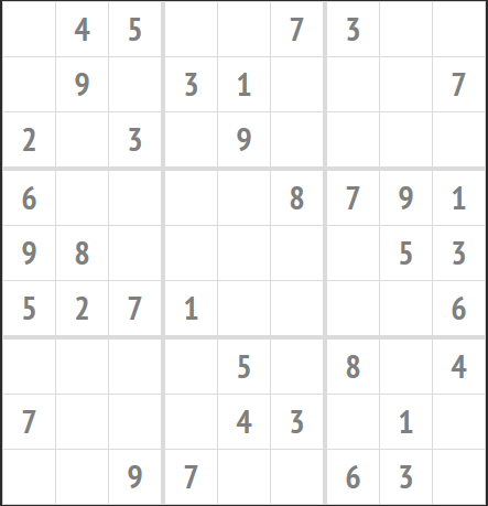 Nouvelle série de jeux  Sudoku19