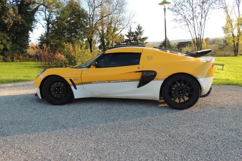 Lotus Exige Sprint+M3 e36+Simca 1100 Spécial+1200 S +....... C10