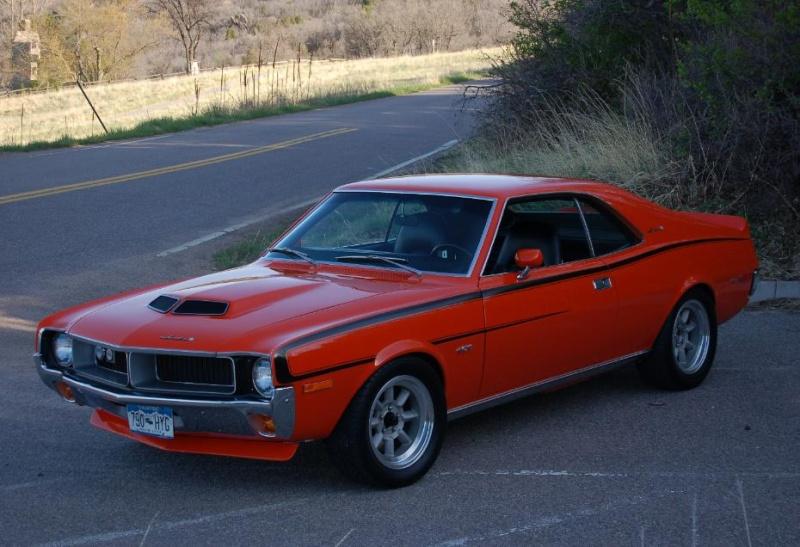 AMC JAVELIN 1968 Javeli11