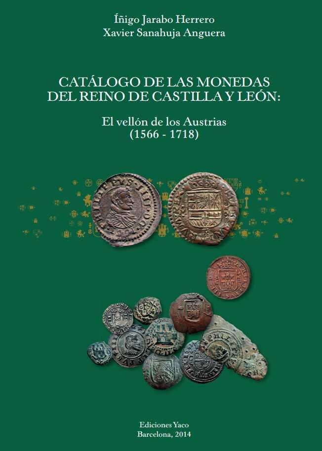 Previa Nuevo Catálogo: El VELLÓN de los AUSTRIAS Cobert10
