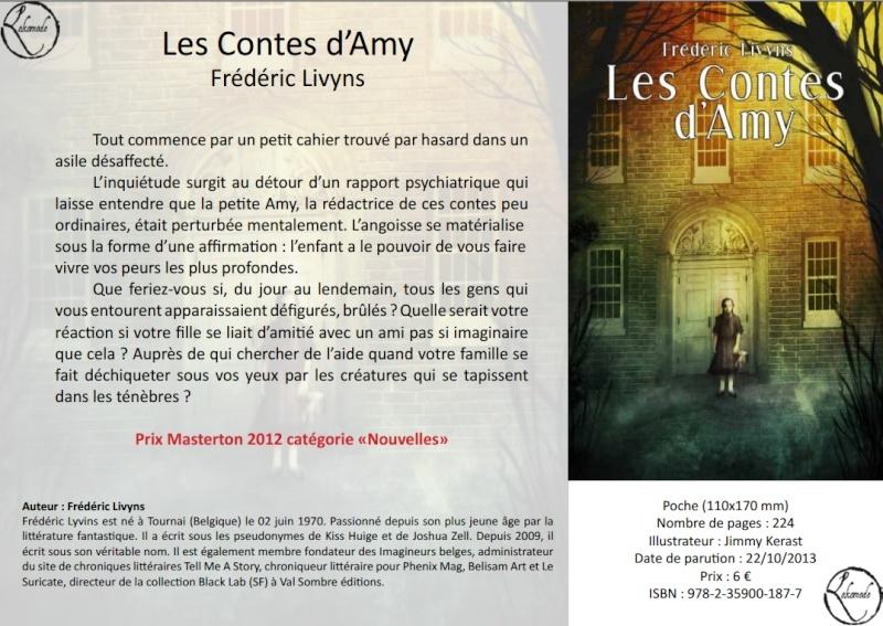 Les contes d'Amy - Frédéric Livyns Contes10