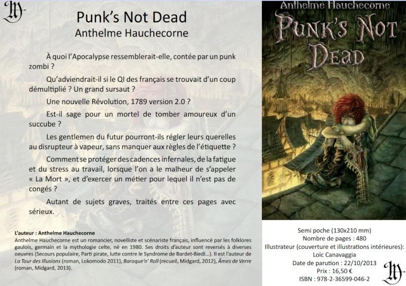 Punk's Not Dead - Anthelme Hauchecorne Punk10