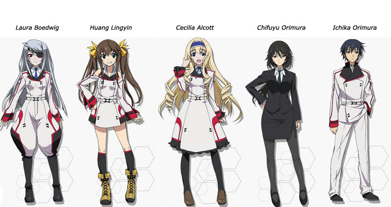 [ANIME] Infinite Stratos Infini11