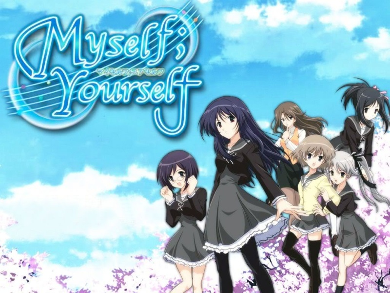 [ANIME] - Myself ; Yourself - Myself10