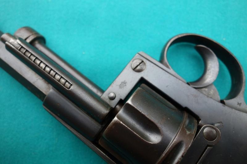 Revolver réglementaire KNIL 1891 Dsc02319