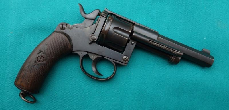 Revolver réglementaire KNIL 1891 Dsc02321