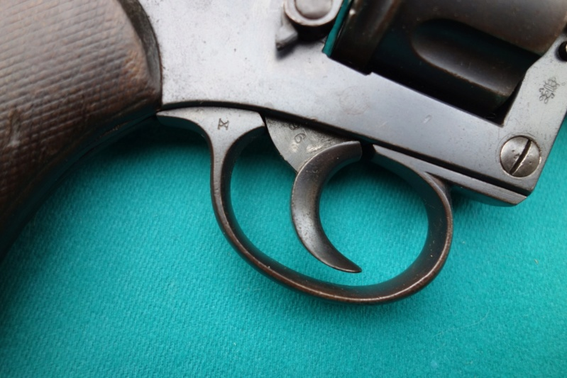 Revolver réglementaire KNIL 1891 Dsc02325