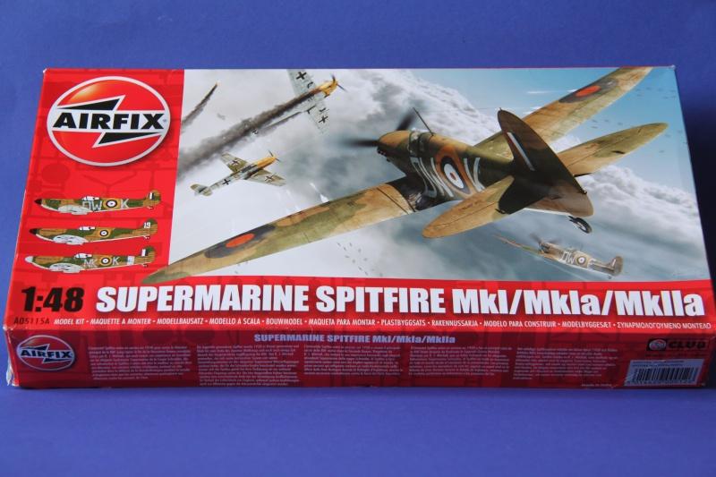 Spitfire MkI, II Airfix 1/48 Img_6845
