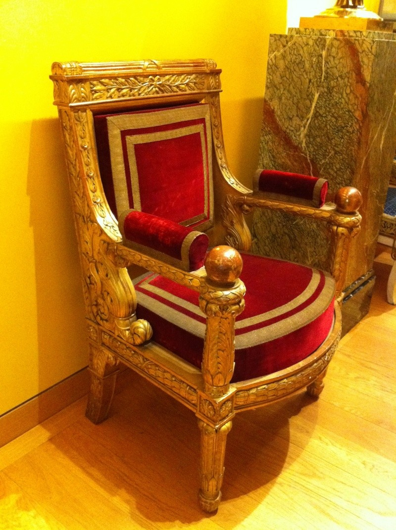 Splendeurs des sacres royaux  - Reims - Palais du Tau   Img_2711