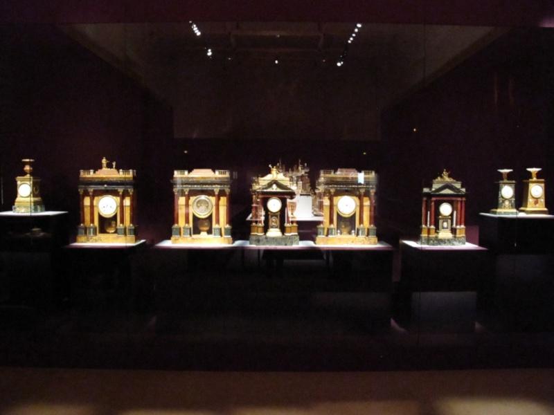 Exposition : Le surtout offert par Charles IV à Napoléon 1er Img_5510