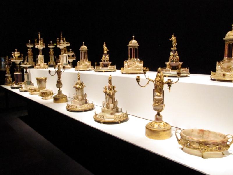 Exposition : Le surtout offert par Charles IV à Napoléon 1er Img_5511