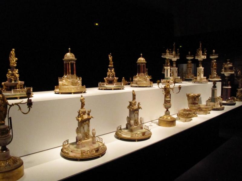 Exposition : Le surtout offert par Charles IV à Napoléon 1er Img_5512