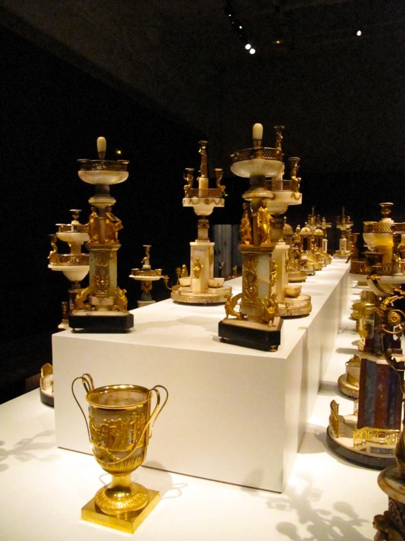 Exposition : Le surtout offert par Charles IV à Napoléon 1er Img_5513