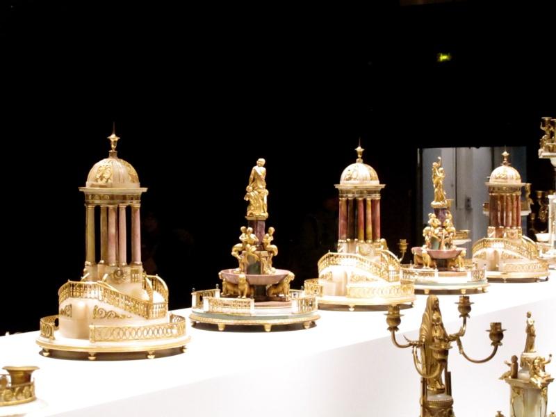 Exposition : Le surtout offert par Charles IV à Napoléon 1er Img_5514