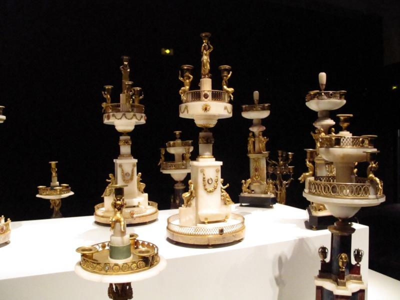 Exposition : Le surtout offert par Charles IV à Napoléon 1er Img_5515