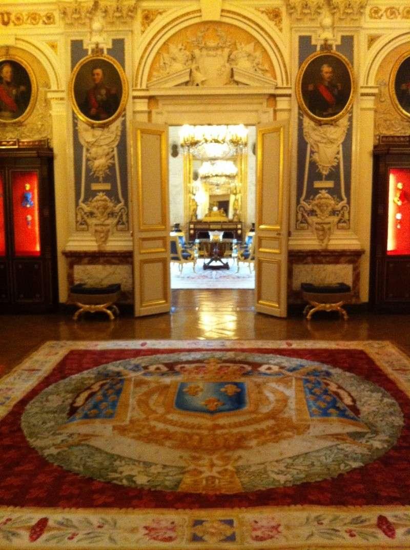 reims - Splendeurs des sacres royaux  - Reims - Palais du Tau   Img_9215