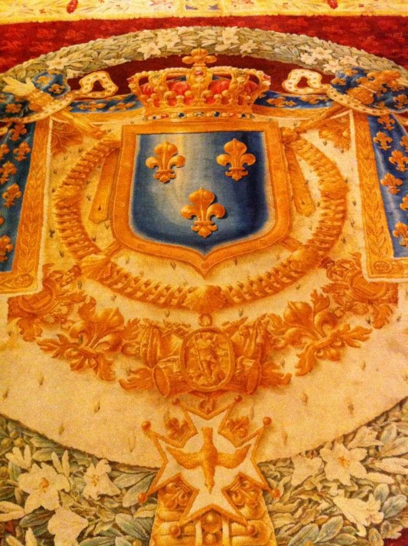 Splendeurs des sacres royaux  - Reims - Palais du Tau   Img_9216