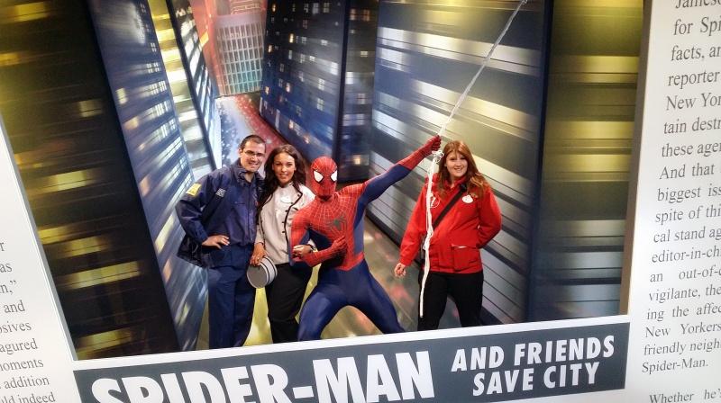 photolocation Spider-Man du 19 Avril au 30 Septembre 2015 - Page 2 93377910