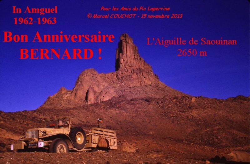 Bon Anniversaire Bernard