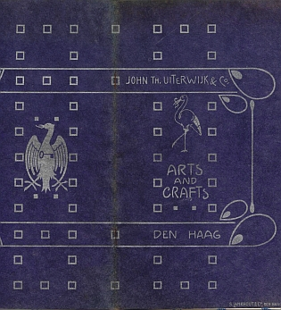 Arts and Crafts - Den Haag - 1898 - 1904 26402610