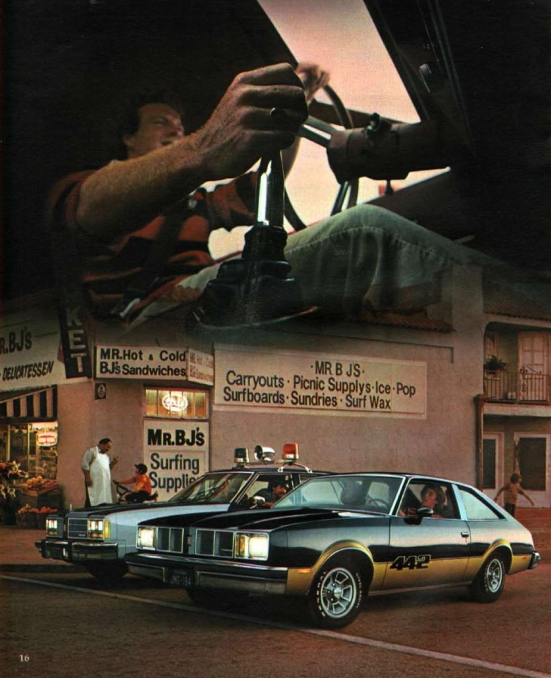 1983 Cutlass Supreme  1978-o10