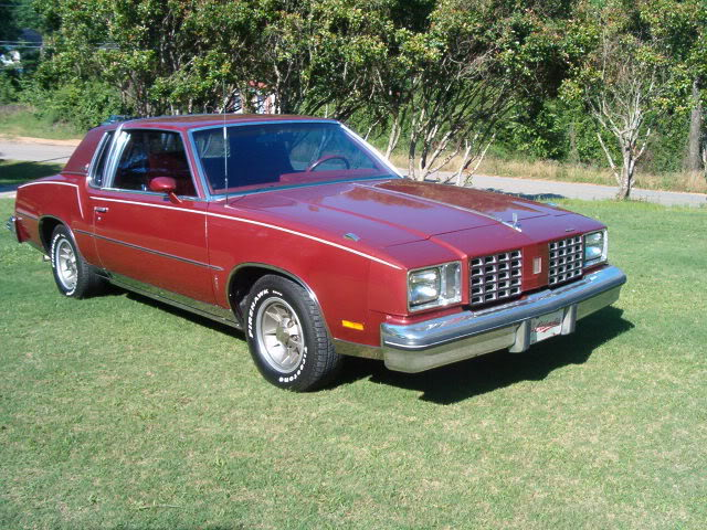 1983 Cutlass Supreme  Btcbdy10